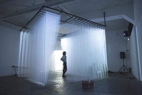 New Installation Traps Visitors in Prison of Light - My Modern Metropolis   Le It e Amo ✪   Scoop.it