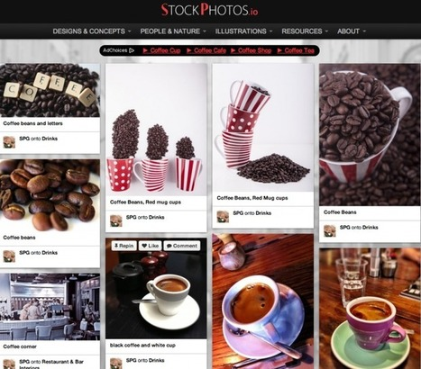 The Best Free Stock Image Resources on the Web | Tools for a Digital Worker | Scoop.it