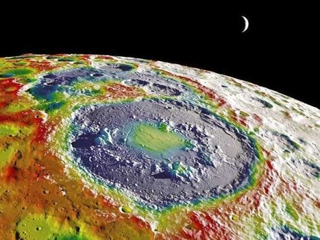 These New Gravity Maps Give Us An Entirely New Understanding Of The Moon | Geology | Scoop.it