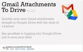 6 Must Have Google Drive Extensions for Teachers ~ Educational Technology and Mobile Learning | Teaching in the Now | Scoop.it