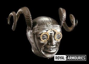 My Antique World: The horned helmet of Henry VIII | Antique world | Scoop.it