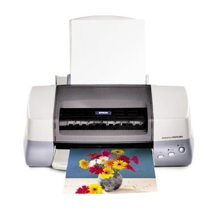 Epson Stylus Photo 890 Inkjet Printer