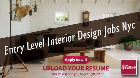 Entry Level Interior Design Salary In Job Search Portal Scoop It