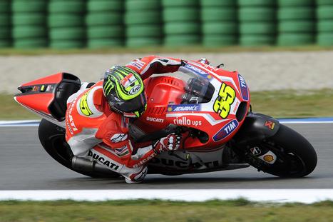 Ducati Team - Assen MotoGP | Thursday | Photo Gallery | Ductalk Ducati News | Scoop.it