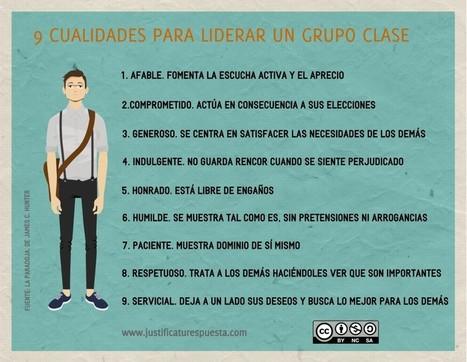 ¿Qué 9 cualidades necesita un docente para liderar un grupo? | Didáctica de las Ciencias Sociales, Geografía e Historia | Scoop.it