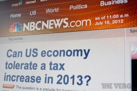 Microsoft sells MSNBC.com stake to Comcast, will launch new MSN news team | Microsoft | Scoop.it