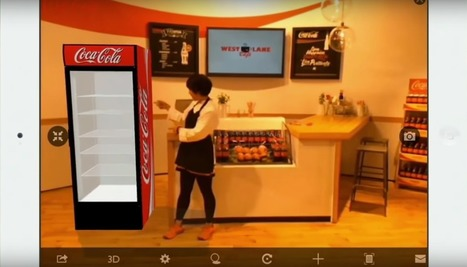 3 examples of Augmented Reality in Retail industry - Augment News | Technology and Business | Scoop.it