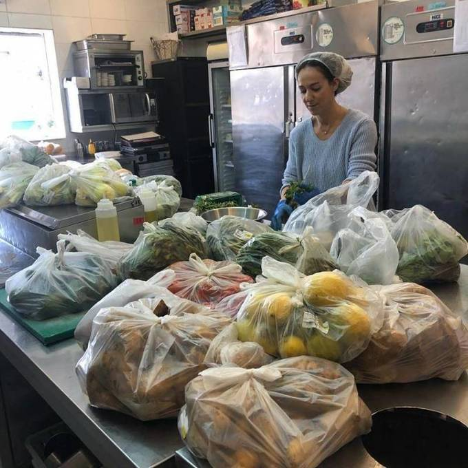 «Eat, Save, Love» pour lutter contre le gaspillage alimentaire - Zeina ANTONIOS