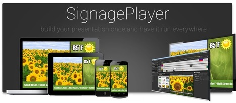 Digital Signage Player Software | SignageStudio Player Software | Misc Techno | Scoop.it