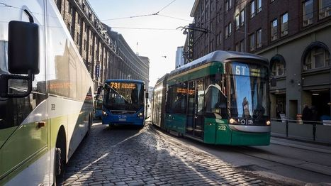 Helsinki experiment: Would you trade your car for buses, taxis and rental cars? | Societal Resilience, Foodproduction, Mobility, Living, Logistics, Infrastructure | Scoop.it