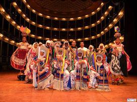 Colimarte: Primer Encuentro Regional de Danza día 3 Teatro Hidalgo   BAILES MEXICANOS   Scoop.it