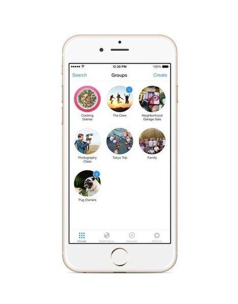 Facebook Groups : une nouvelle application pour ressusciter les ... - Le Huffington Post | Initia3 - Conseils numériques TPE - PME | Scoop.it