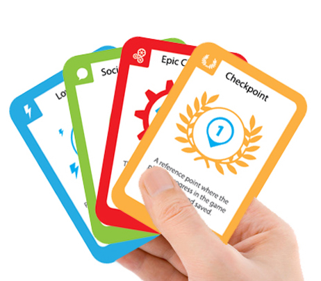 Gamification: Playing Your Digital Cards Right (Excerpt) | Republic of Gamification | Scoop.it