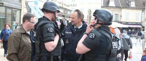 Focale.info | Photos | Festival policier de Beaune, exposition des véhicules rapides de la police | focaleLive | Scoop.it