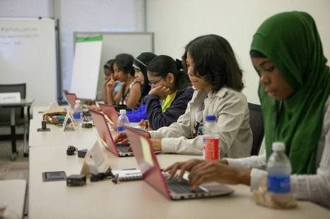 The state of women in technology: 15 data points you should know | Tech-Girls | Scoop.it