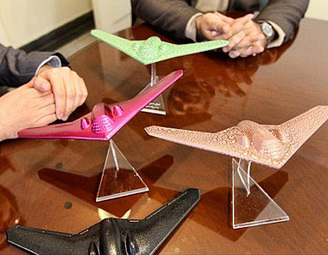 Irán se inspira en avión espía de EE. UU. para crear un juguete–RT | VIM | Scoop.it