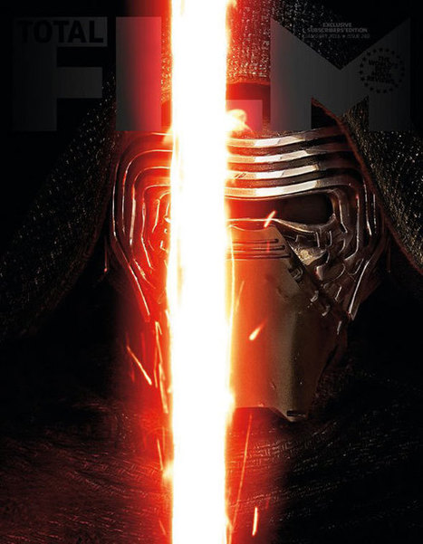 Kylo Ren strappa la copertina a TOTAL FILM! | JIMIPARADISE! | Scoop.it