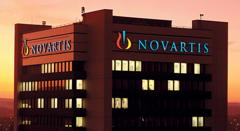 Novartis named digital pharma company of the year - PMLiVE | Research and Tech for Life | Scoop.it
