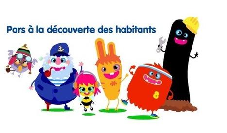 Simply Land - Jeux éducatifs pour les enfants de 5 à 11 ans | FLE enfants | Scoop.it