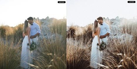 vsco wedding effect vickybaumann vic