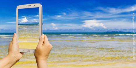 Il 40% degli italiani attaccati allo smartphone anche in vacanza | All about Social Media | Scoop.it