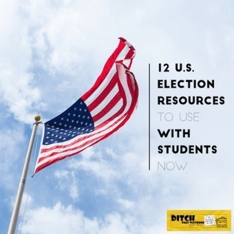 12 U.S. election resources to use with students now | Homeschooling High School | Scoop.it