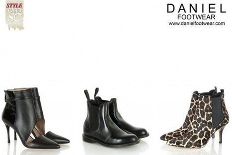 Daniel Footwear: Boots | StyleCard | StyleCard Fashion | Scoop.it
