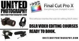 Final Cut Pro - FCPX DSLR Video Editing Courses 2014 | DSLR video and Photography | Scoop.it