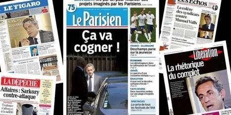 Le lent déclin de la presse française | E- Presse | Scoop.it