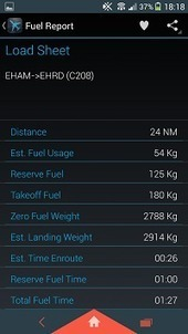 Review | xFuel Android App | Pacific flight-sim news | Scoop.it