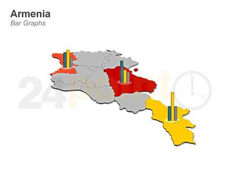 Armenia Map - Fully Editable PPT Map | PowerPoint Presentation Tools and Resources | Scoop.it