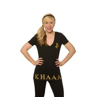Khaaaan! Tee | Vidi Fashion Factory (VIFF) | Scoop.it