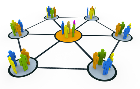 5 Benefits Of Being Part Of A Network | CAREEREALISM | Recruitment success & importance | Scoop.it