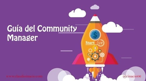 E-book gratis - guia del Community Manager en PDF | En la red | Scoop.it