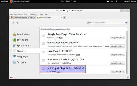 Pipelight – Installer facilement Silverlight dans Firefox sous GNU/Linux | Actualités de l'open source | Scoop.it