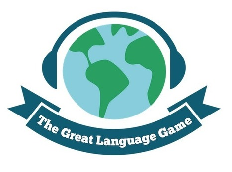 Play the Great Language Game: It's Fun and Free | ENGLISH LEARNING 2.0 | Scoop.it