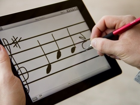 Using the iPad in the Music Classroom – National Association for Music Education (NAfME) | Better teaching, more learning | Scoop.it