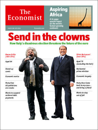 theeconomist: Tomorrow's cover today: how Beppe... | JIMIPARADISE! | Scoop.it