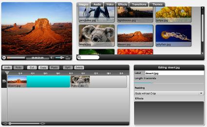 Memplai : un excellent editeur video en ligne et gratuit | Ressources informatique et classe | Scoop.it
