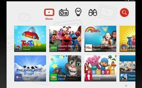 YouTube lanza una versión para niños | Wallet Digital - Social Media, Business & Technology | Scoop.it