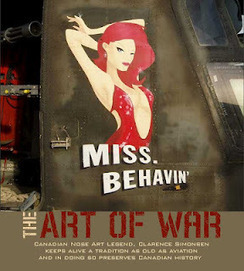BelgianAviationNews: Canada Vintage Wings : The Art of War | WW2 Bomber - Nose Art | Scoop.it
