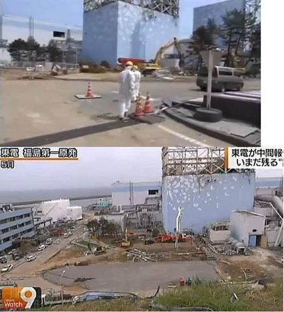 What Was Dumped in and Cemented West of Reactor #1? #Fukushima | Messenger for mother Earth | Scoop.it