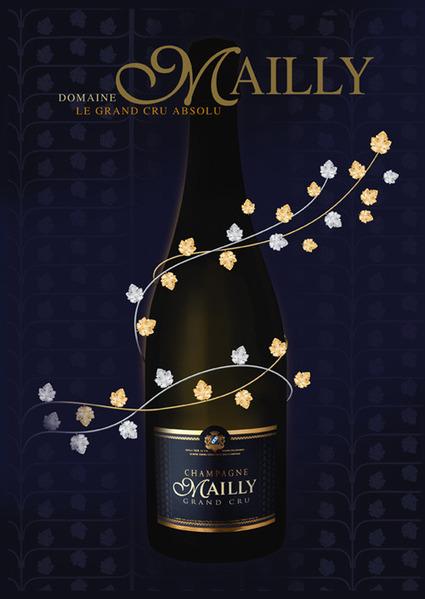 Stratégie de marque • Edition • Site web • Vidéos / Champagne Mailly Grand Cru | Monogramme | champagne & marketing | Scoop.it