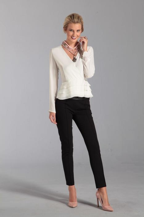 Young stylish womens clothing exclusive photo