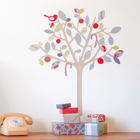 Christmas Tree Alternatives | Christmas Goodies | Scoop.it