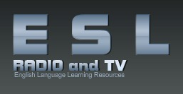 ESL Radio and TV | TEFL & Ed Tech | Scoop.it