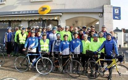 La Chaussée-Saint-Victor : Ça roule pour la saison à l'ASJ Cyclo | RoBot cyclotourisme | Scoop.it