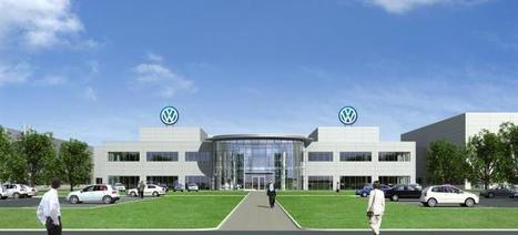 Volkswagen's Chattanooga Auto Plant First of a Kind to Recieve LEED Platinum Rating | sustainable architecture | Scoop.it