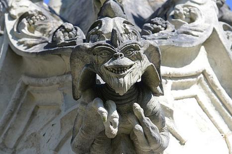 Une Chapelle «Gremlins» du XVe siècle près de Nantes   Rhit Genealogie   Scoop.it