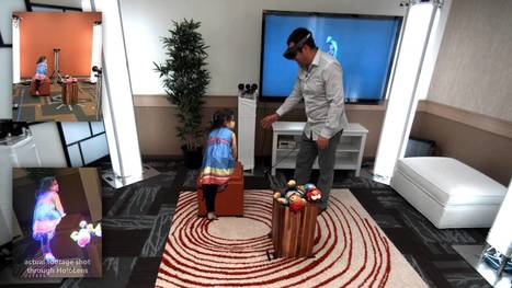 holoportation: virtual 3D teleportation in real-time (Microsoft Research) | digitalcuration | Scoop.it